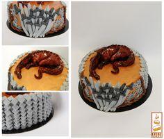 http://www.paintcakes.com  game of thrones, le trone de fer, cake, cake design, Paint Cakes, livraison, gâteau d'anniversaire, geek, nerd, comics, manga