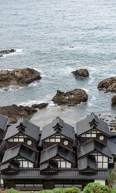 inn, noto peninsula, suzu city, japan travel destinations in east asia Places To Travel, Places To See, Travel Destinations, Travel Trip, Travel Guide, Places Around The World, Around The Worlds, Beautiful World, Beautiful Places