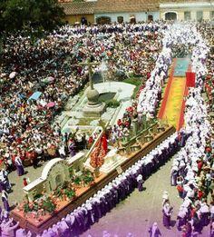 Holy Week - Antigua, Guatemala