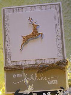 Kartenfenster: fröhliche Weihnachten  #8/16