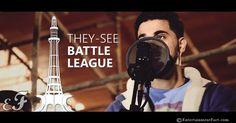 Rap Battle back in Pakistan by They-See Battle League