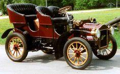 Cadillac Model E Four seater – 1905