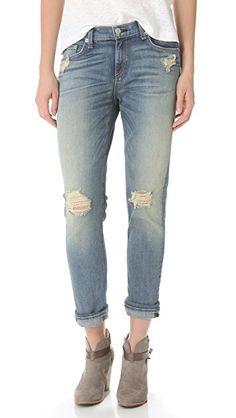 079a7b05 Rag & Bone/JEAN The Dash Slouchy Skinny Jeans Moda Femenina, Tendencias,  Estilo