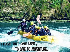 1st Rafting Adventure ~The Pioneer of Whitewater Rafting in the Philippines~