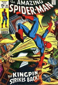 The Amazing Spider-Man #84