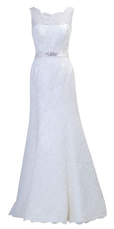 Ali Lace Wedding Gown