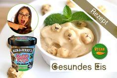 Eis selber machen ohne Eismaschine - gesund, vegan & glutenfrei - Ben & ...