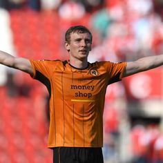 New Wolves signing Bodvarsson leads fans in 'Icelandic clap' after debut goal