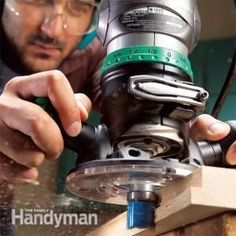 Advanced Router Techniques: Routers are one of the most versatile woodworking tools, useful not just for making trim and cutting edges, but for solving a whole range of woodworking problems. Learn how to cut curves, straighten boards, flatten bows and much more.