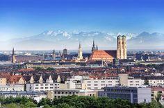 @mamatea_de loves Muich, Germany