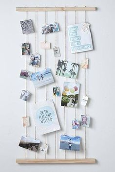 15 awesome diy photo collage ideas for your dorm or bedroom link is for cork board ideas but saving for cover picture of photo display 27 diy solutioingenieria Image collections