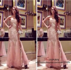 vestido dama de honra adulto 2016 sexy sweetheart rose gold sequin dress long section Cheap wedding party dress wholesale-in Bridesmaid Dresses from Weddings & Events on Aliexpress.com | Alibaba Group