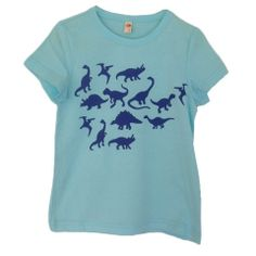 Dinosaur tshirt in blue also available in mauve Dinosaurs, Mauve, Stuff To Do, T Shirts For Women, Tees, Mens Tops, Outfits, Clothes, Collection