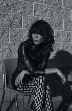 IMG Models - Steffy Argelich | Vogue UK August 2015