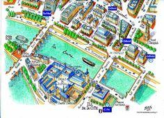 plan-illustre-Paris-un-petit-bord-de-Seine.jpg 640×465 pixels