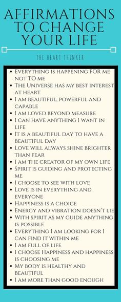 Affirmations are a beautiful way of grounding yourself and shift into a more positive mindset. Visit my blog to read about the benefits of having mantras and affirmations and how to use them at theheartthinker.wordpress.com or click on the image! :)  Love