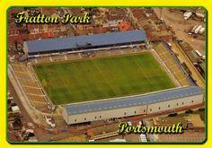 Fratton Park, Portsmouth Football Club ( @officialpompey)