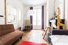 Ganhe uma noite no Bonito Estúdio perto de Montmartre - Apartamentos para Alugar em Paris no Airbnb!