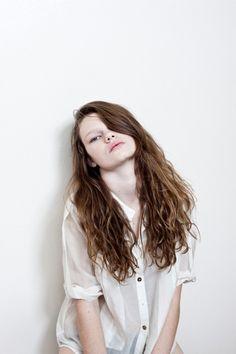 Kelly Mittendorf. Lion-girl, I swear.