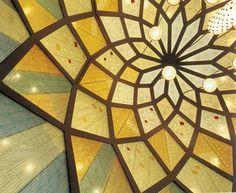 Bruno Taut: Crystal Pavilion