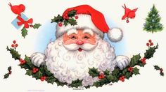 Santa   Ruth Morehead
