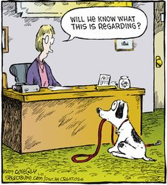 Dog reminder. Speed Bump on GoComics.com #Dogs #Walking #humor #Comics