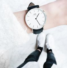 MINIMAL + CLASSIC: daniel wellington watch - Classic Sheffield. shop our new arrivals at privilegeclothing.com