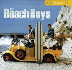 My first concert was The Beach Boys. I've loved them ever since!