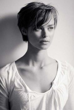 11.Pixie Cuts with Fringe