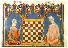 Al-Ándalus, s. XIII: Posiblemente mujeres bereberes.