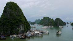 Halong Bai, Vietnam Lumix DMC-TZ30