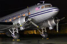 A Pan American Airways DC-3