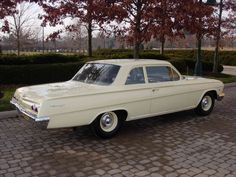 1962 Chevrolet Biscayne - plain Jane!