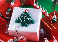 hershey s kisses holiday crafts hershey s kisses chocolates gift ...