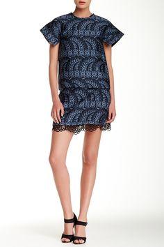 Jacquard Mini Skirt by Cynthia Rowley on @HauteLook