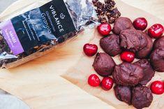 Csokis teasütemény Viblance granolával