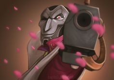 In carnage, I bloom.... like a flower in the dawn. My favourite freak Playing Jhin is so relaxing ;-; AND YISSSS - I'm so happy my exams are finally over. Now I have more time for playing and drawi...