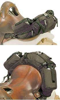Western Stowaway Saddle Pack Black by EasyCare. $56.95. Western Stowaway. Made to fit any Western or Western/Endurance saddle, the Western Stowaway attaches to the saddle cinch ring or fender straps and tightens down for a secure no-bounce fit. Come with two 20 oz. water bottles. These Stowaways feature: