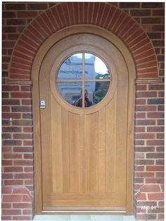 arched door round vision & Hall Brothers of Colchester Ltd   Bespoke External Wooden Doors ... pezcame.com