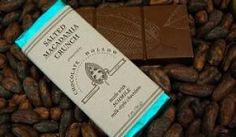 Chocolate Hollow - Salted Macadamia Crunch Chocolate Bar