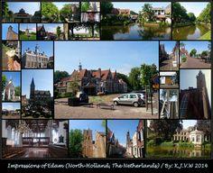 [Edam 2014] 3 of 3 Places of my Trip to Volendam/Marken/Edam