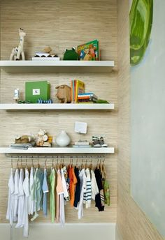 Shelving Space