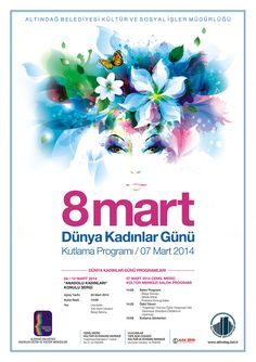 Altındağ'da en büyük emek kadınlarındır. 8 Mart Dünya Kadınlar Günü programına davetlisiniz.