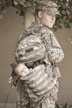 #Army... everytime i see military photos like this it melts my heart