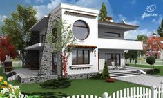lots of windows with exterior house designs philippines