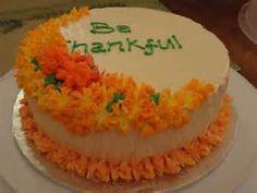 Thanksgiving Day Cake by hu_beth972100