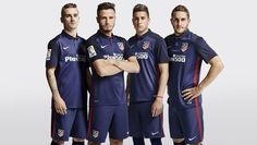 Atletico Madrid 15/16 Away by Nike