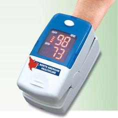 PULSE OXIMETER | Better Senior Living