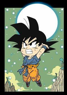 Chibi Goku Go to now for Dragon Ball Z compression shi Chibi Goku, Anime Chibi, Anime Art, Dragon Ball Gt, Dragon Ball Z Shirt, Tattoo Geek, Figurine Dragon, Fanart Manga, Manga Dragon
