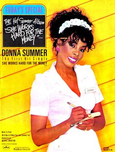 "Donna Summer ""She Works Hard for the Money"" (1983)"